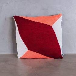Cushion Cover Lisboa Grande | Rosewood
