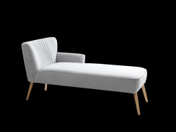 Chaise Longue Harry P | Gorgonzola