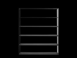 Boekenrek Hyller 150 x 180 cm | Zwart