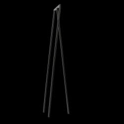 Porte-Vêtements Kaya | Noir