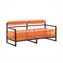 Kanapee Yoko Aluminium | Orange