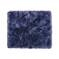 Sheepskin Rug | Blue Print