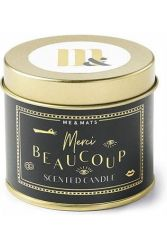 Tin Candle | Merci Beaucoup