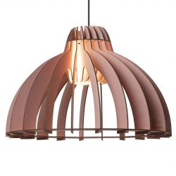 Pendant Lamp Granny Smith Lamp | Aged Pink