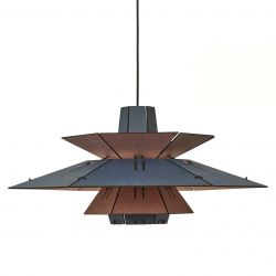 Pendant Lamp PM5 | Blue & Pink