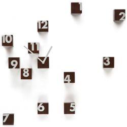 Horloge RND Time | Wengé
