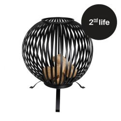 2nd Life | Lasercut Fire Bowl