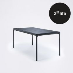 2nd Life | Outdoor Table Four | Black-Medium