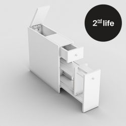 2nd Life | Multipurpose Cabinet Calencia | White