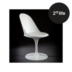 2nd Life | Turning Chair Granada | White