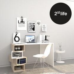 2nd Life | Desk Damon | White & Sonoma