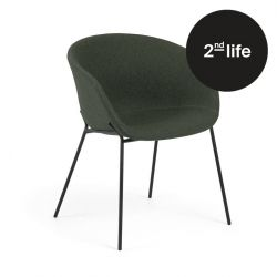 2nd Life | Chair Vic | Dark Green