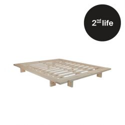 2nd Life | Japan Futon Bed Frame | Natural Medium