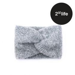 2tes Leben | Haarband | Grau