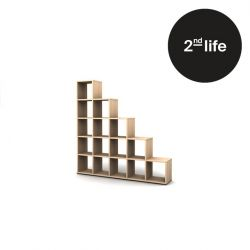 2nd Life | Shelving System 355 Version 4 | Beech Wood