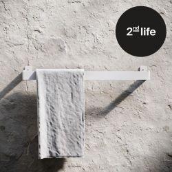 2tes Leben | Handtuchbügel | Weiß