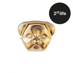 2nd Life | Notepad Holder Bulldog