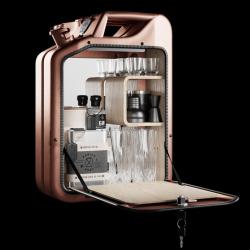Minibar | Kupfer