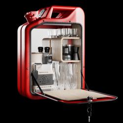 Minibar | Rot