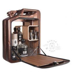 Bar Cabinet | Copper