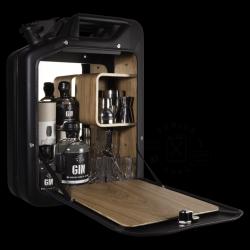 Bar Cabinet | Black