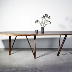 Table à Manger avec Extension