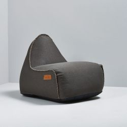 Sitzsack RETROit Canvas | Braun
