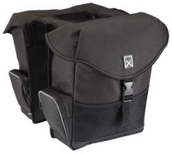 Double Bag for Bike | Black