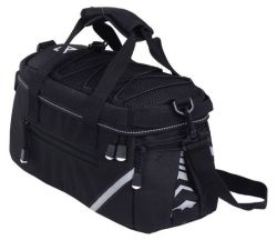 Bag for Luggage Carrier | Black
