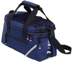 Bag for Luggage Carrier | Blue