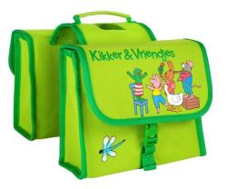 Kids Bag for Bike | Green
