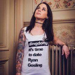 Tanktop | Woman | It's Time To Date Ryan Gosling