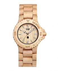 WeWood Watch DATE Beige