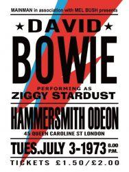Poster David Bowie | 30 x 40 cm
