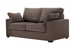 2-Sitzer Sofa Serena | Schokolade