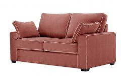 2-Sitzer Sofa Serena | Koralle