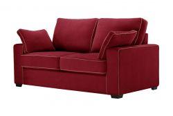 2-Sitzer Sofa Serena | Rot