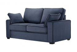 2-Sitzer Sofa Serena | Marineblau