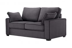 2-Sitzer Sofa Serena | Anthrazit