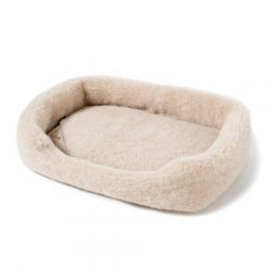 Wool Pet Bed Merino | Cappuccino