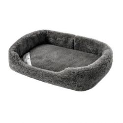 Wool Pet Bed Merino | Grey