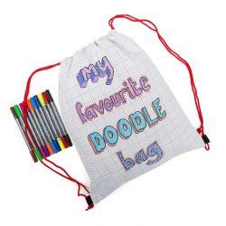 Doodle-Rucksack