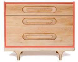 Caravan Dresser - Red