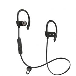 Bluetooth-Kopfhörer für Sport | Schwarz