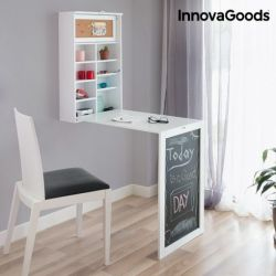 Foldable Wall Desk | White