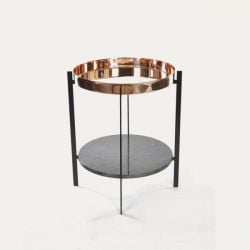 Table Deck | Cuivre & Indio