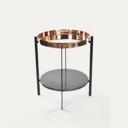 Deck Table | Copper & Indio