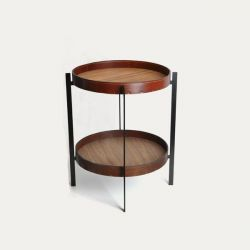 Deck Table | Cognac