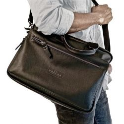 Shoulder Bag Henry | Black