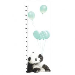 Growth Chart Panda | Mint